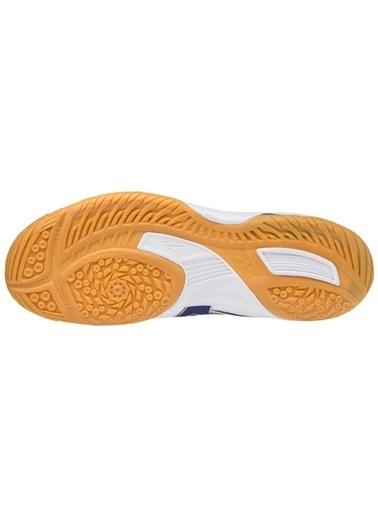 Mizuno Wave Drive 8 Unisex Masa Tenisi Ayakkabısı Beyaz / Mavi Beyaz